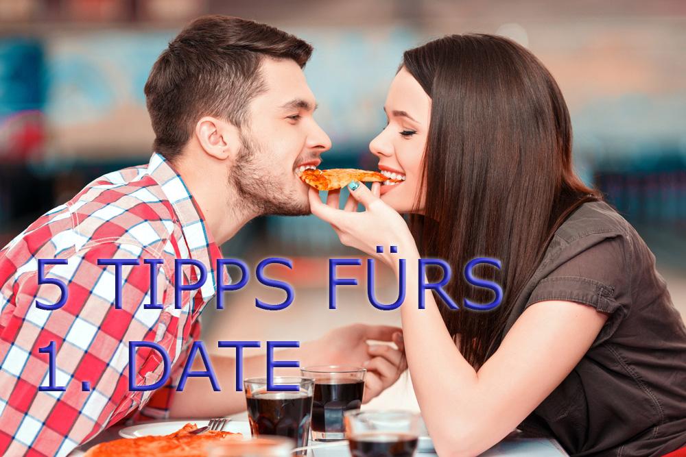 Online date erstes treffen