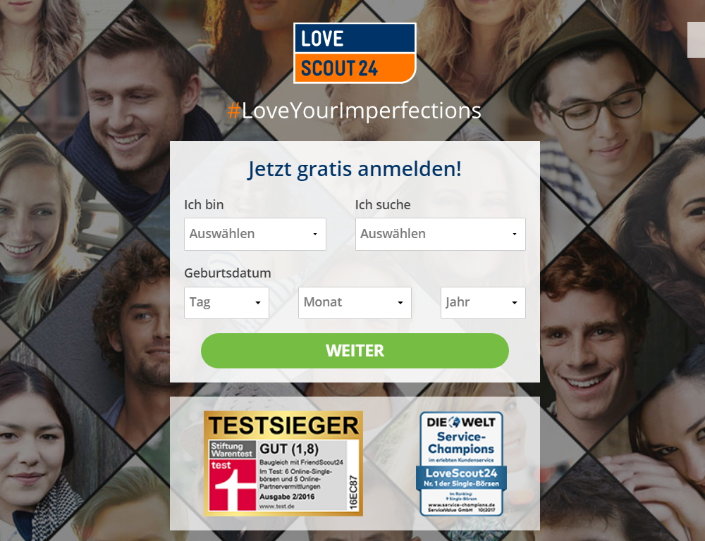 lovescout24 Angebot