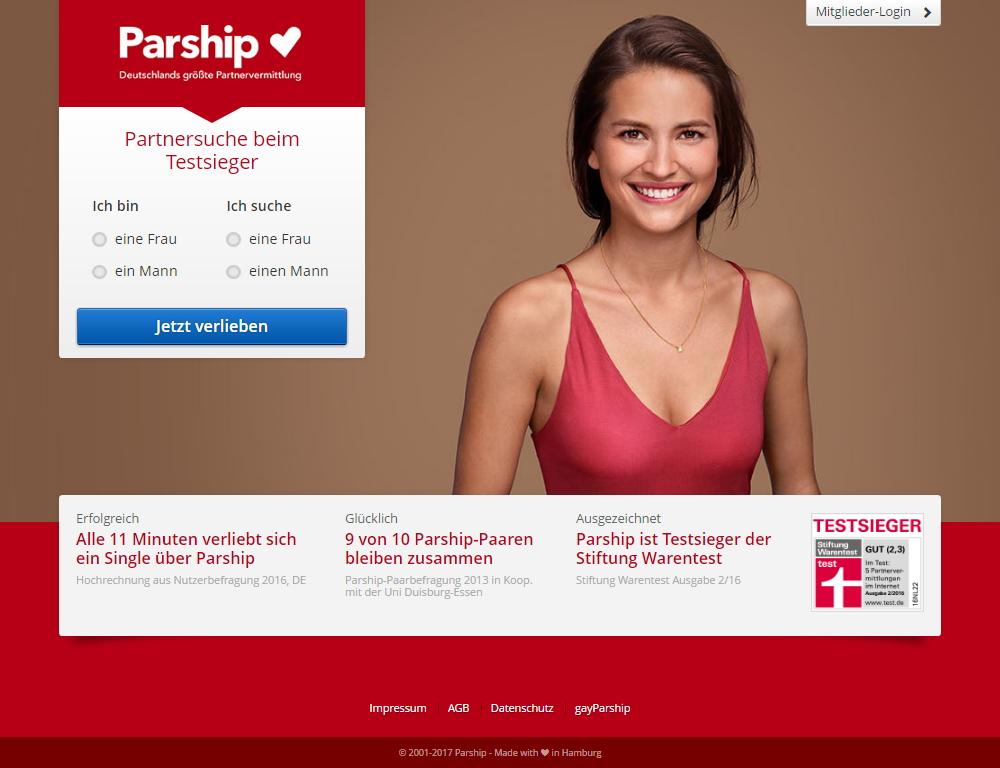 Parship Preise